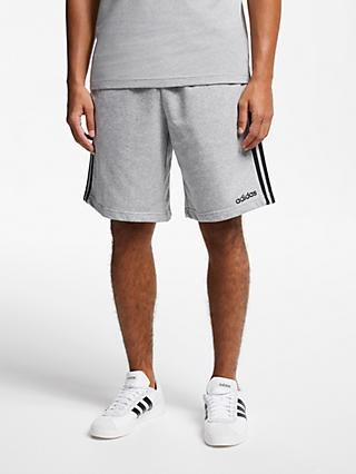 hot sale online 4bdcf 76f2d adidas Essentials 3-Stripes French Terry Shorts