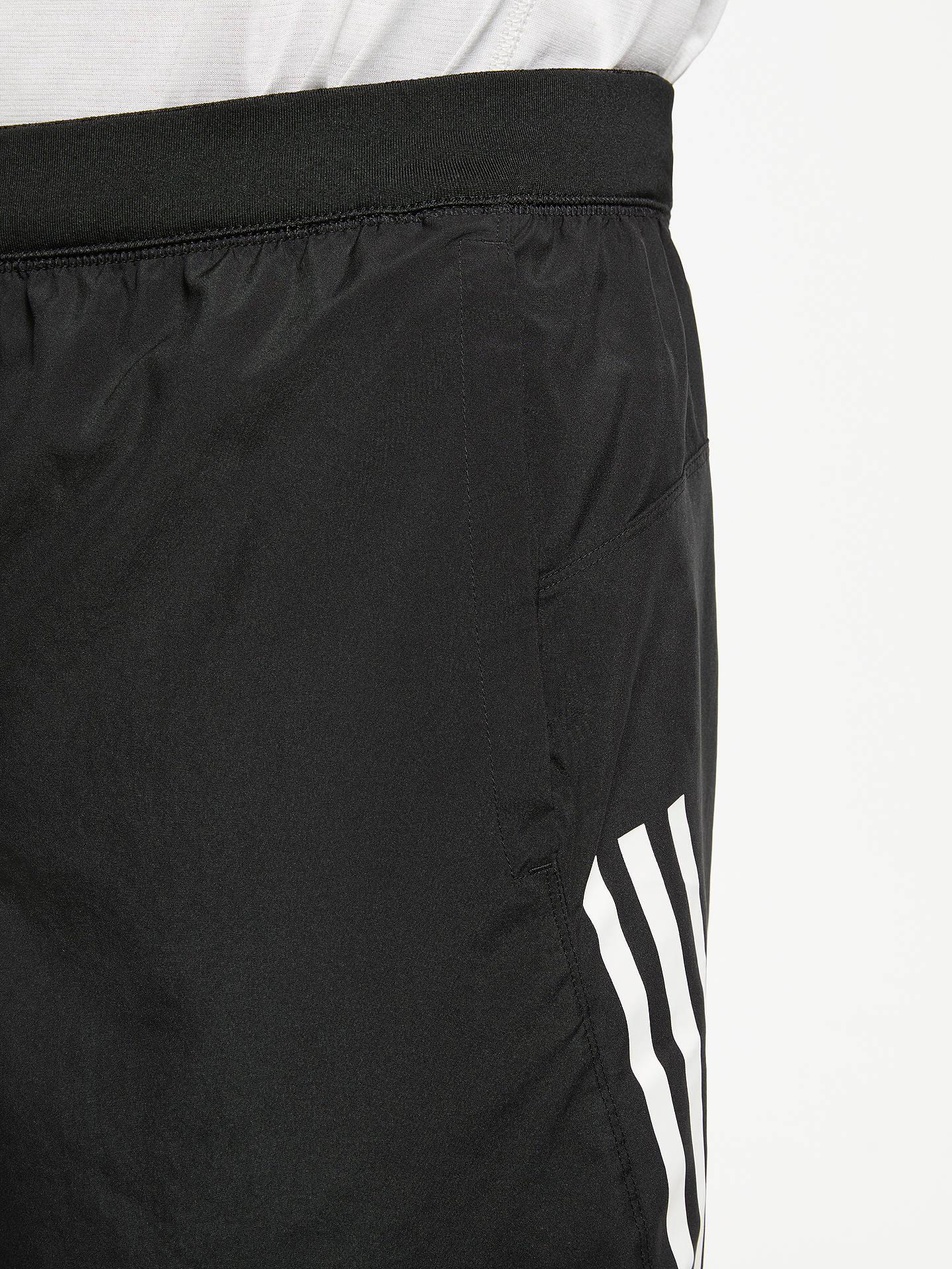 43688a9f05 adidas 4KRFT Tech Woven 3-Stripes Training Shorts, Black