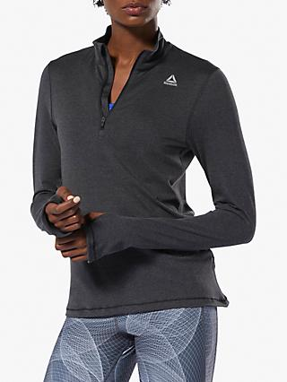 Reebok Running Essentials Quarter Zip Running Top
