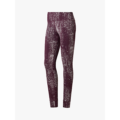 Image of Reebok Lux Data Dots Training Tights