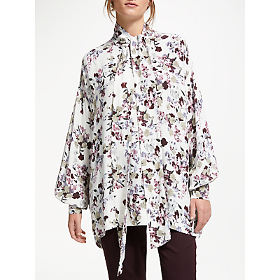 Modern Rarity Confetti Floral Tunic Top, Multi