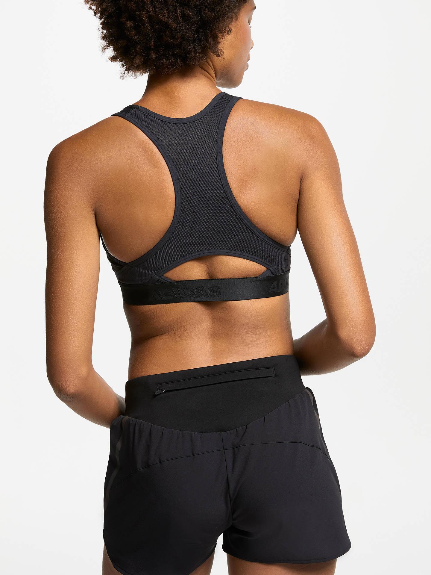 1406279dc36 adidas Don't Rest Alpha Skin Tech Sports Bra, Black