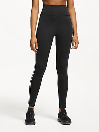 650c9321dff87 adidas Design 2 Move 3-Stripes High-Rise Long Training Tights