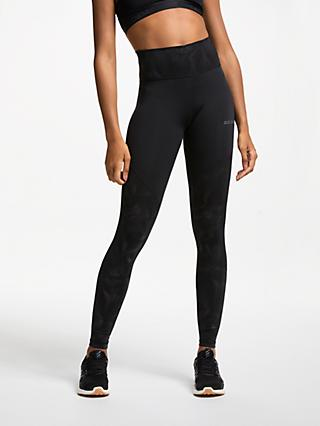 adidas Design 2 Move High-Rise Tights, Black/Print