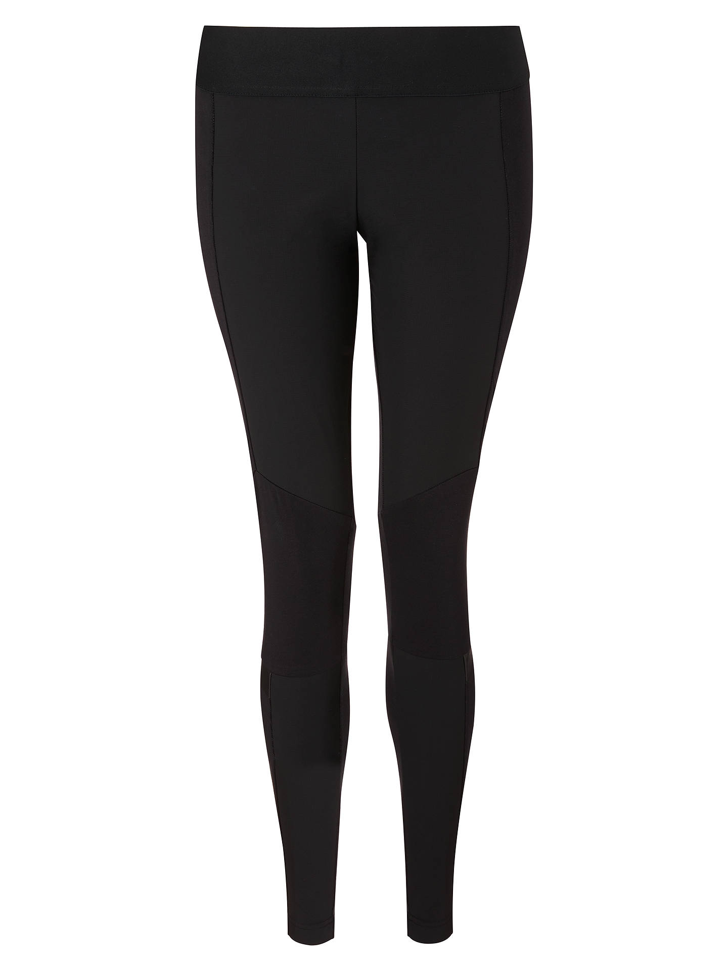 Buy adidas WND Training Tights, Black, L Online at johnlewis.com