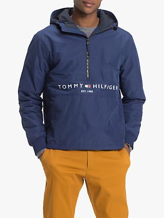 Tommy Hilfiger Padded Anorak Jacket, Blue