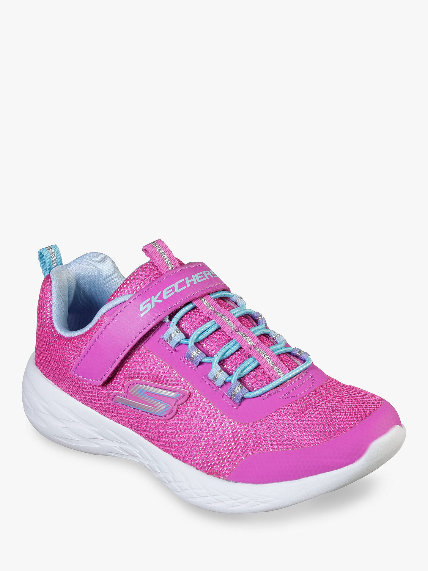 b081a9fe2a88 Buy Skechers Children s Go Run 600 Sparkle Run Trainers