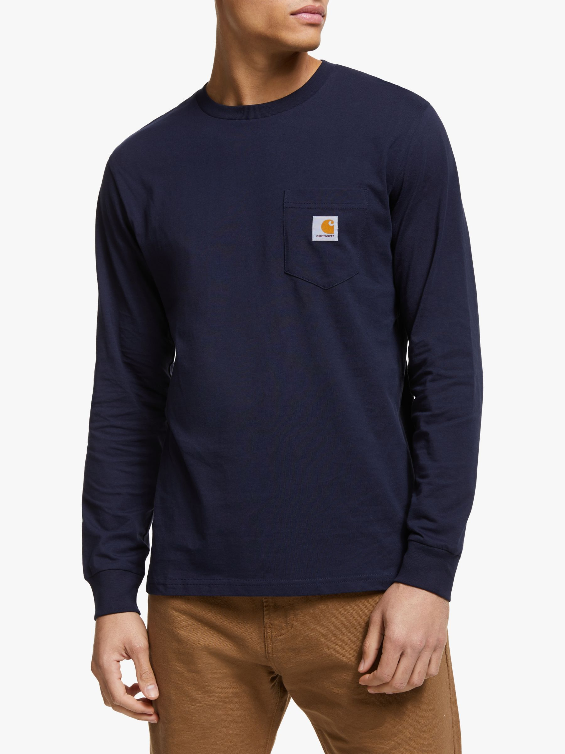 Carhartt WIP Carhartt WIP Long Sleeve Chest Pocket Top