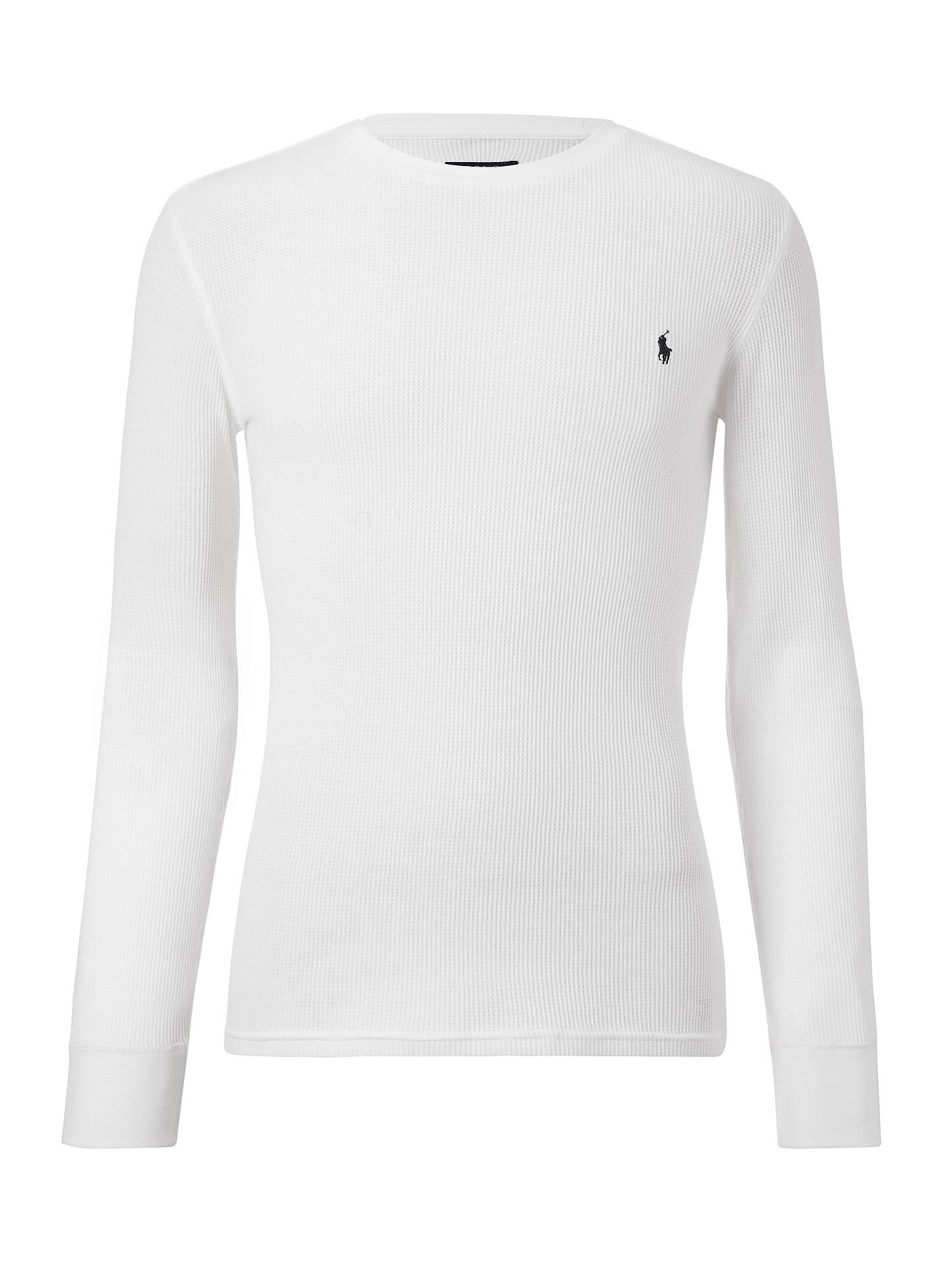 ae0a446f21c53 ... Buy Polo Ralph Lauren Waffle Long Sleeve T-Shirt