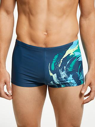 adidas Parley Commit Swim Boxer Shorts, Legend Ink