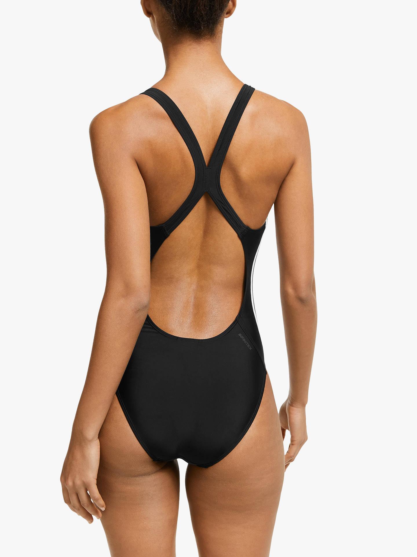 69fabecafa ... Buy adidas Athly V 3-Stripes Swimsuit