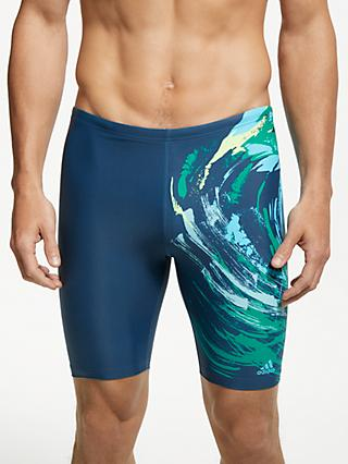 adidas Parley Commit Jammer Swimming Shorts, Legend Ink