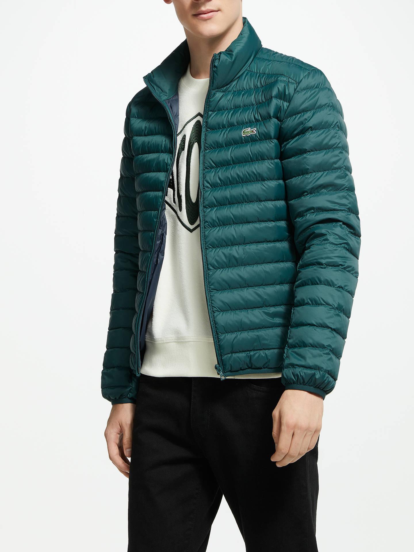af5afa66f394 Buy Lacoste LIVE Lightweight Puffer Jacket