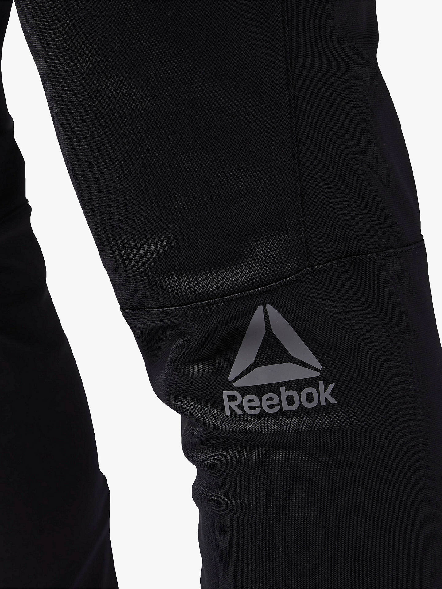 ... BuyReebok Speedwick Knitted Trackster Tracksuit Bottoms 8ed8255e69a