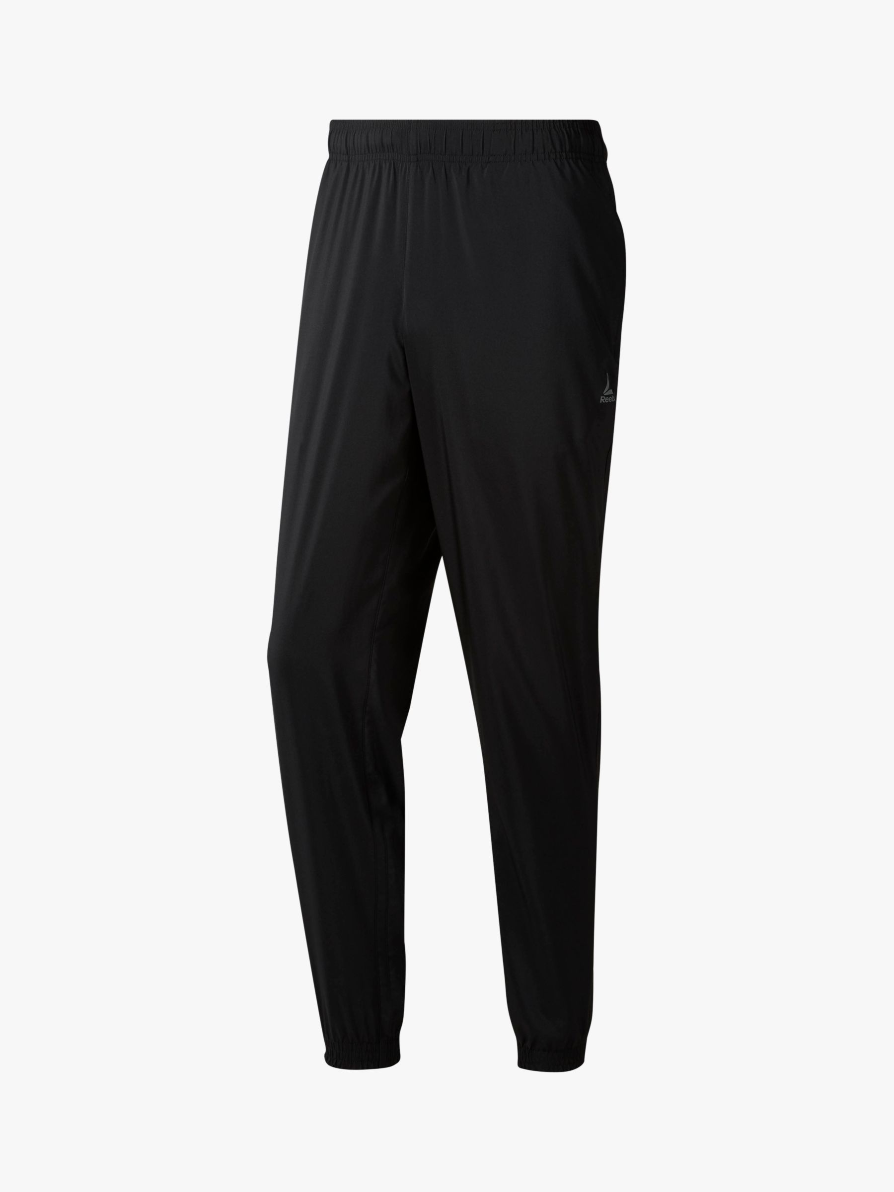7722e6b54e1b Reebok Training Essentials Cuffed Tracksuit Bottoms at John Lewis   Partners