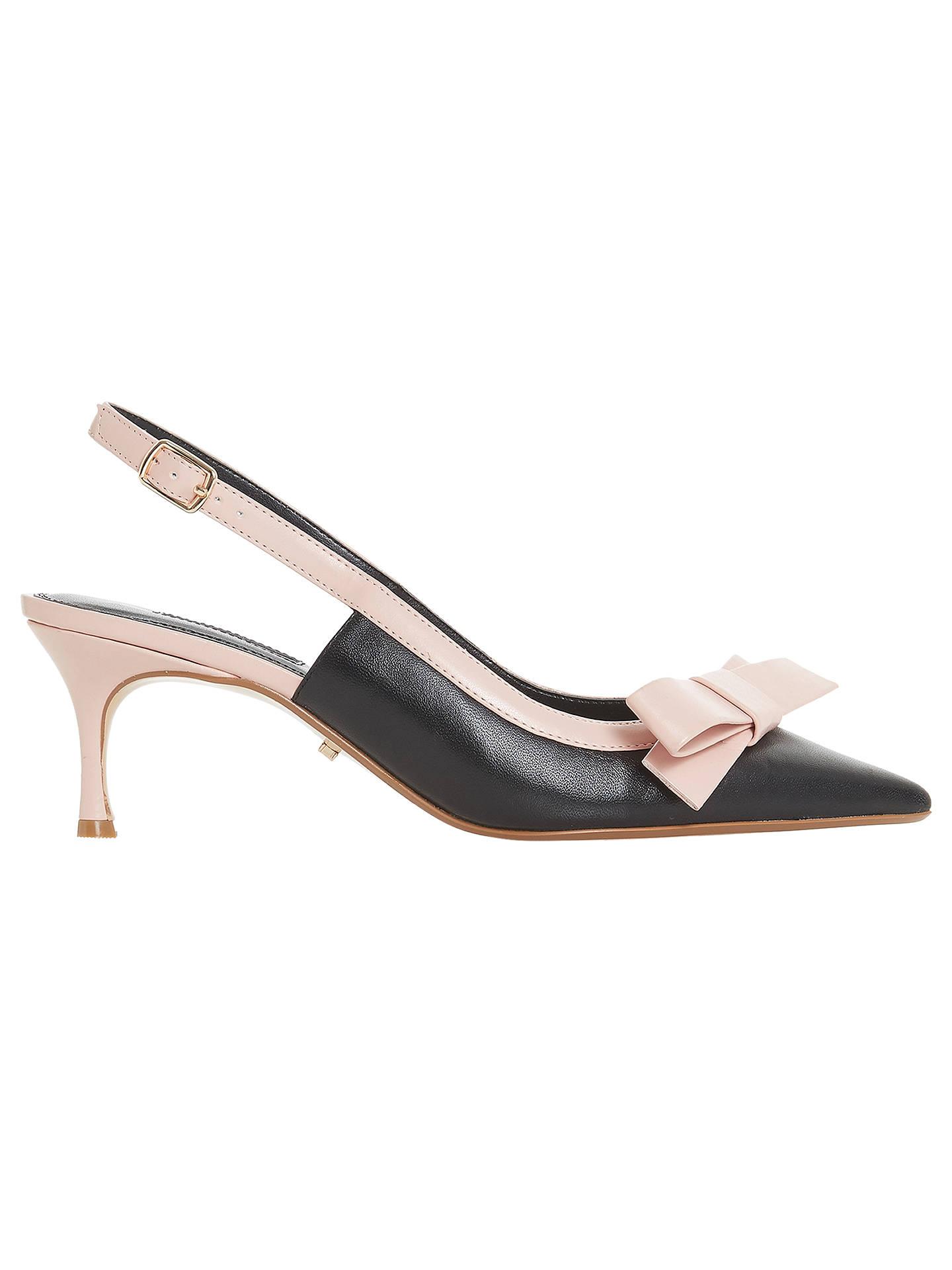 65c6365abc83 Buy Dune Clemmiee Kitten Heel Slingback Court Shoes