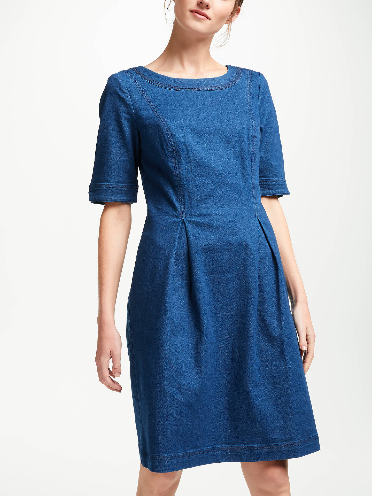 fcbc97d2d1 Buy Boden Alice Denim Dress