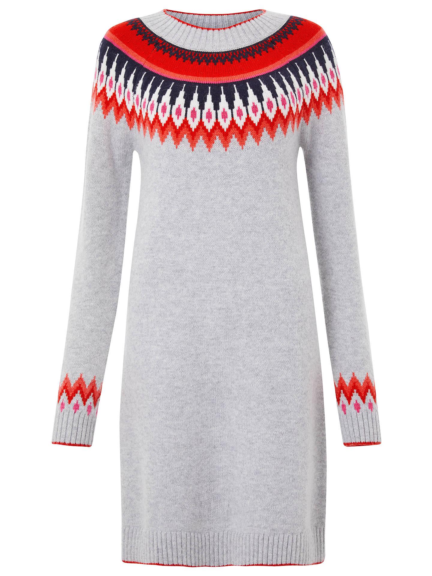 1bb4664b424 Buy Boden Fair Isle Agnes Jumper Dress