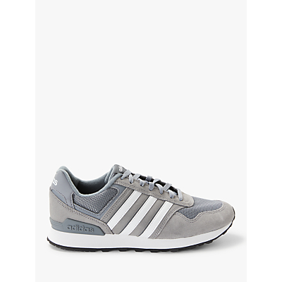 Image of adidas 10k Men's Running Shoes, Grey/White/Grey Five