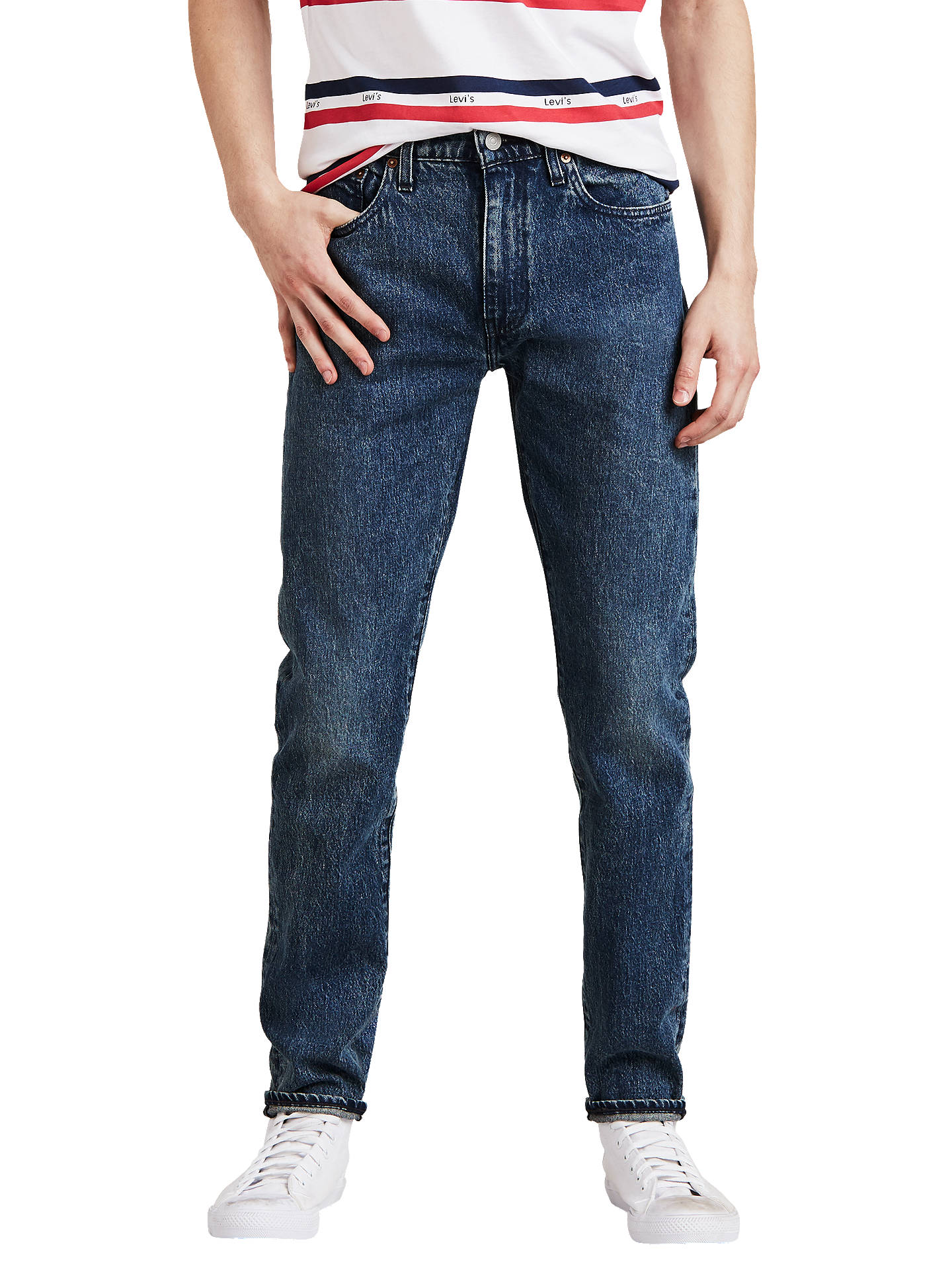 ac2015576a1 Buy Levi's 512 Slim Tapered Jeans, Six Warp, 34S Online at johnlewis. ...