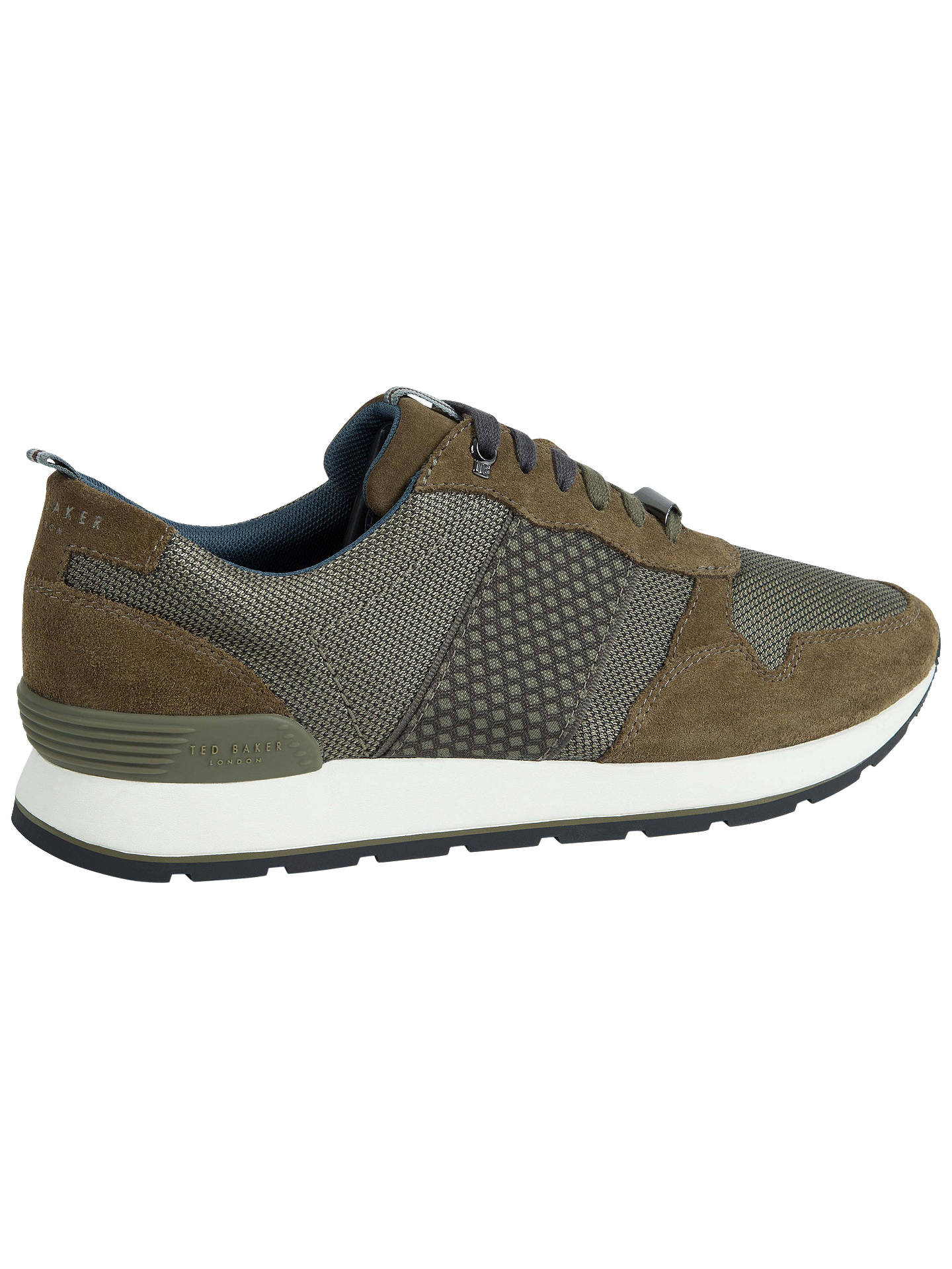 52ac6f7482b0d Ted Baker Hebey Trainers at John Lewis   Partners