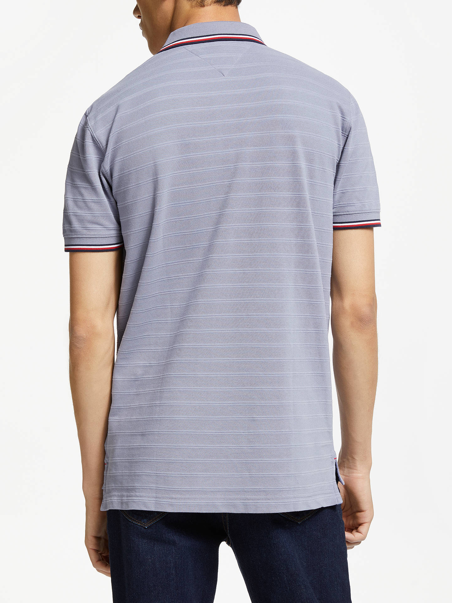 dd364d6c7b08ff ... Buy Tommy Hilfiger Tonal Texture Polo Shirt