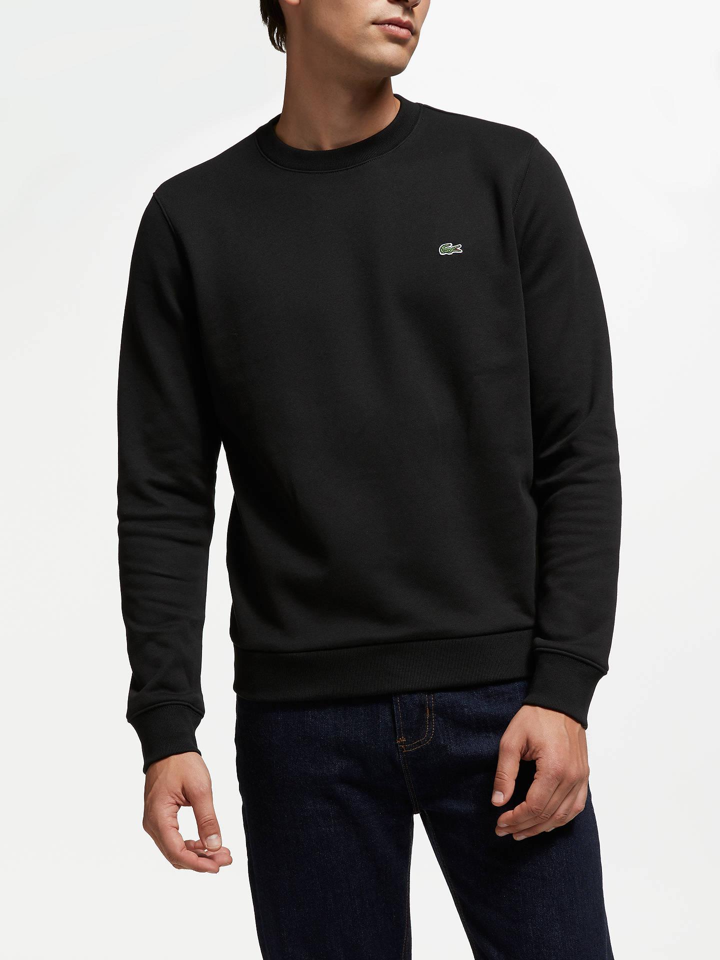 2bb4c0eb5 Buy Lacoste Crew Neck Sweatshirt