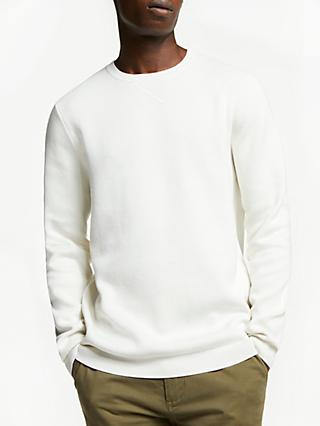 Kin Compact Cotton Blend Jumper