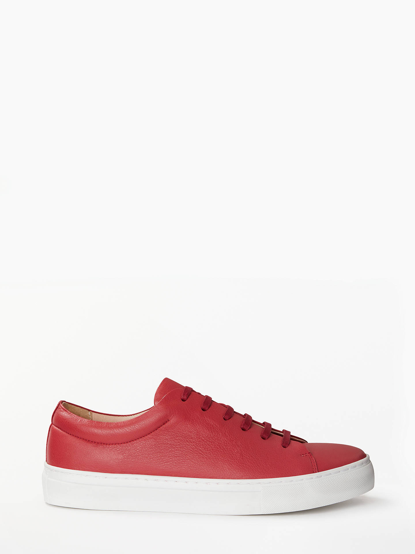 de61ff849c33 John Lewis   Partners Flora Lace Up Trainers at John Lewis   Partners