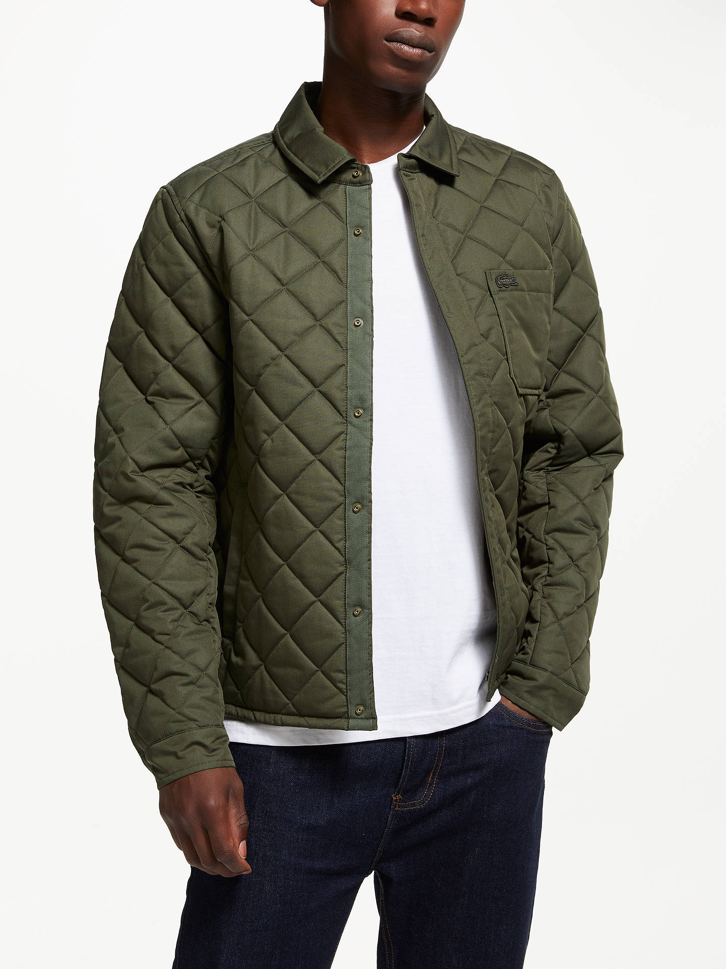 8884e9ab9 Lacoste Quilted Jacket