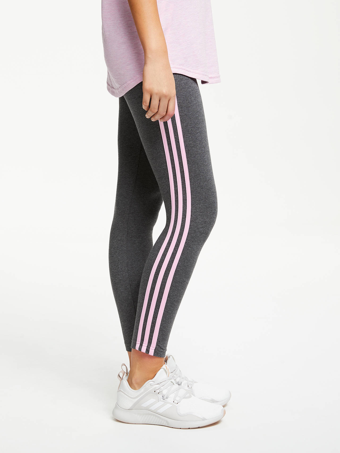 adidas leggings dark grey