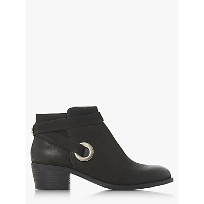 Steve Madden Owald Leather Ankle Boots