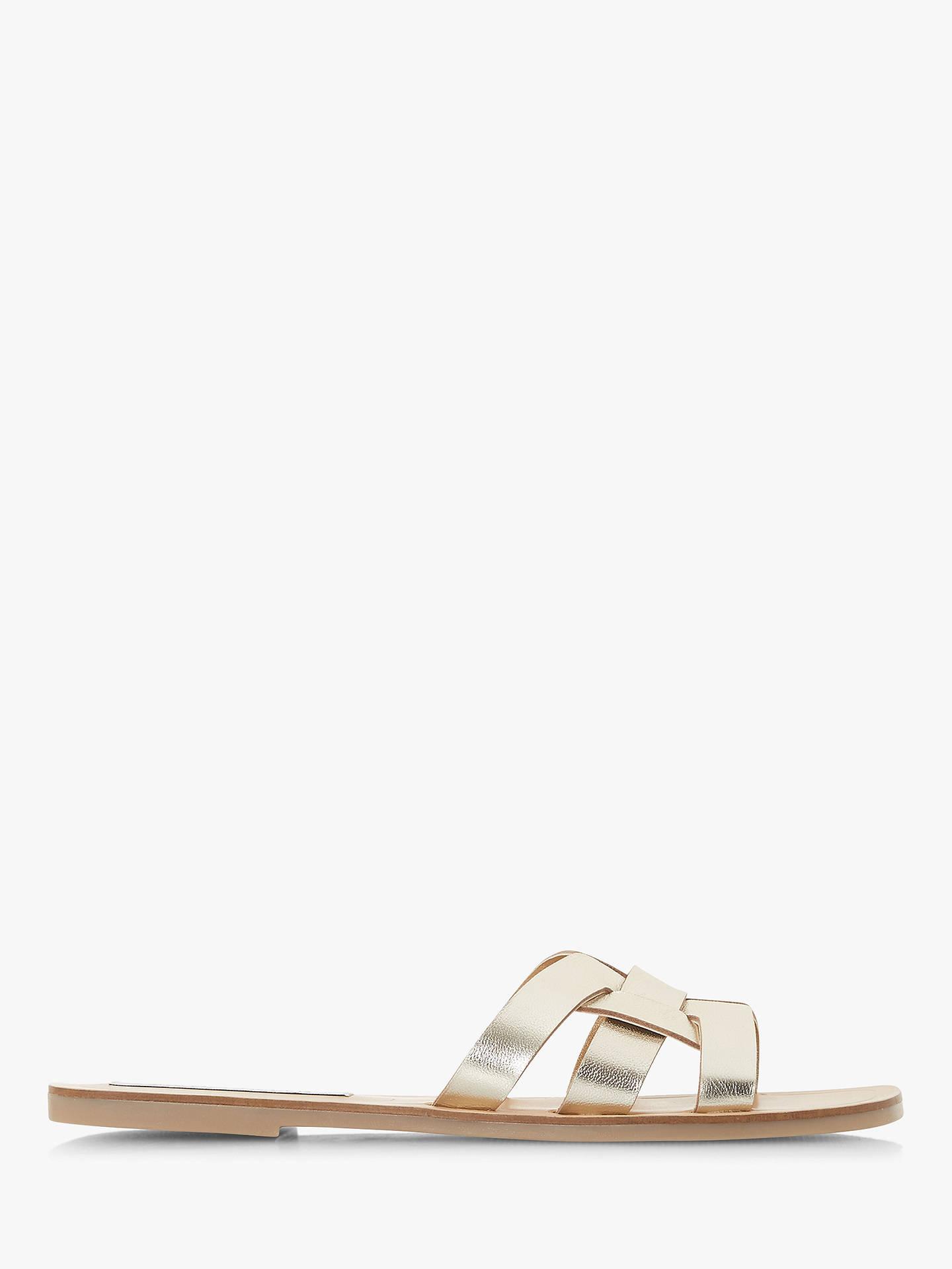 89ee3890920 Steve Madden Sicily Flat Sandals at John Lewis   Partners