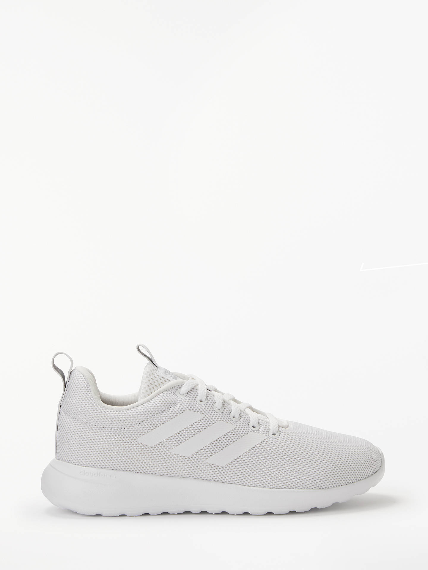 adidas Lite Racer CLN Women s Trainers at John Lewis   Partners e1a023c5f