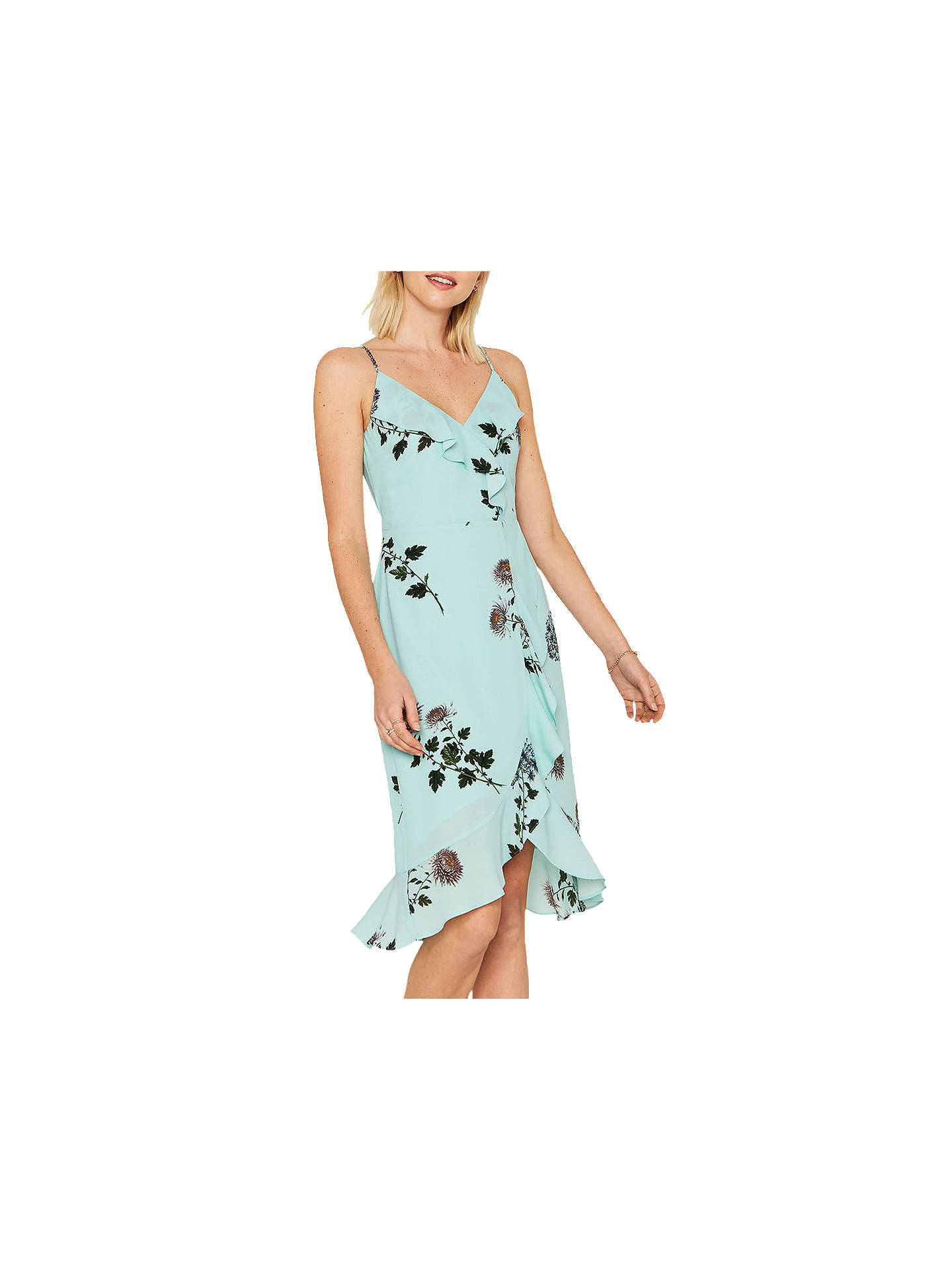 2a8e4e9676 Buy Oasis Natural History Museum Long Frill Cami Dress