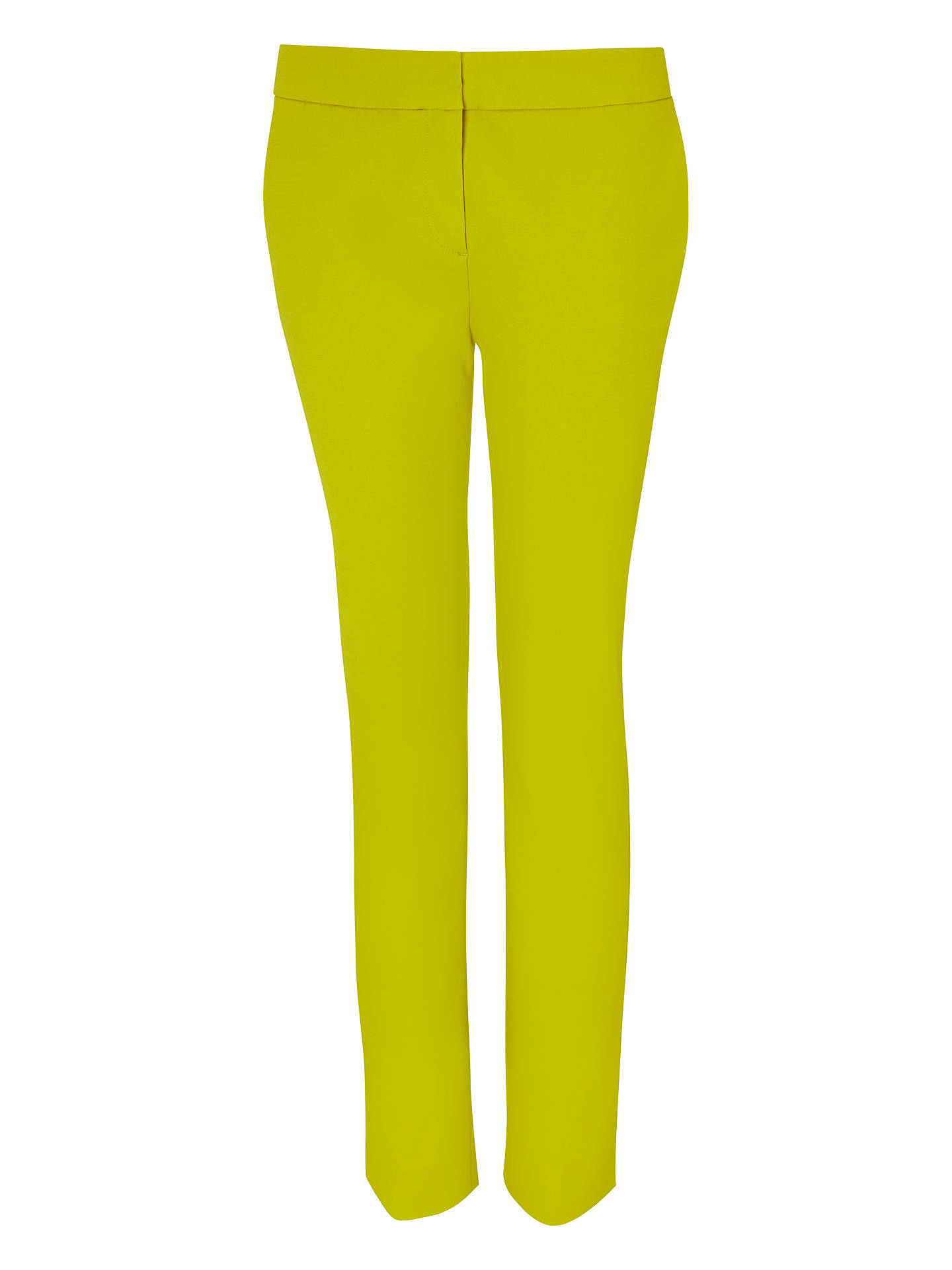 Buy Boden Richmond 7/8 Trousers, Hot Mustard, 8 Online at johnlewis.com