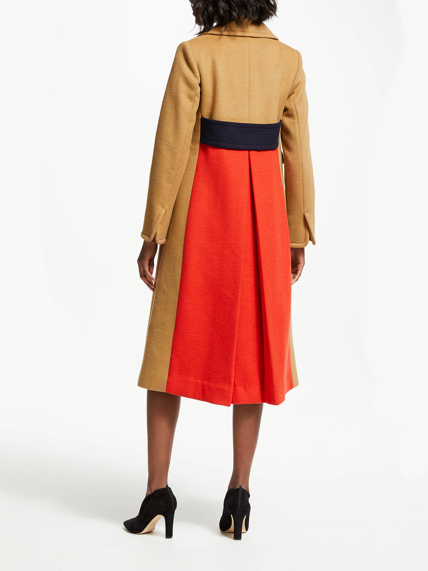 BuyBoden Farleigh Coat, Camel, 12 Online at johnlewis.com