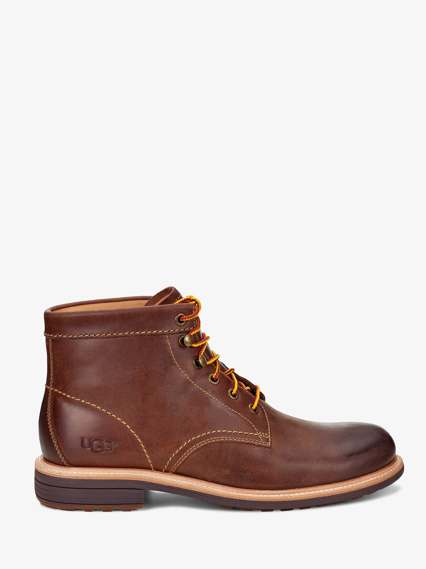 bb2a8898957 UGG Vestmar Boots, Grizzly at John Lewis & Partners