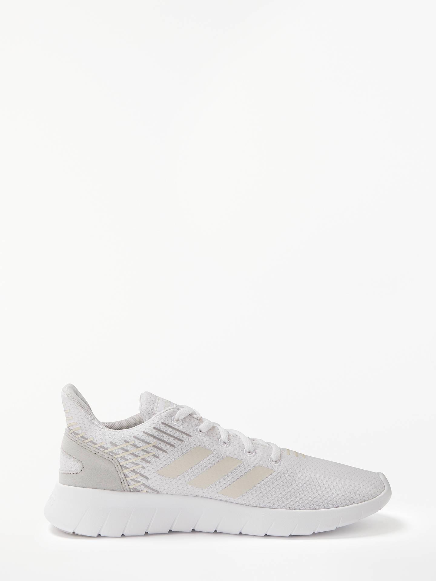 fb0c1cd14 Buy adidas Asweerun Women's Running Shoes, FTWR White, 4 Online at  johnlewis. ...