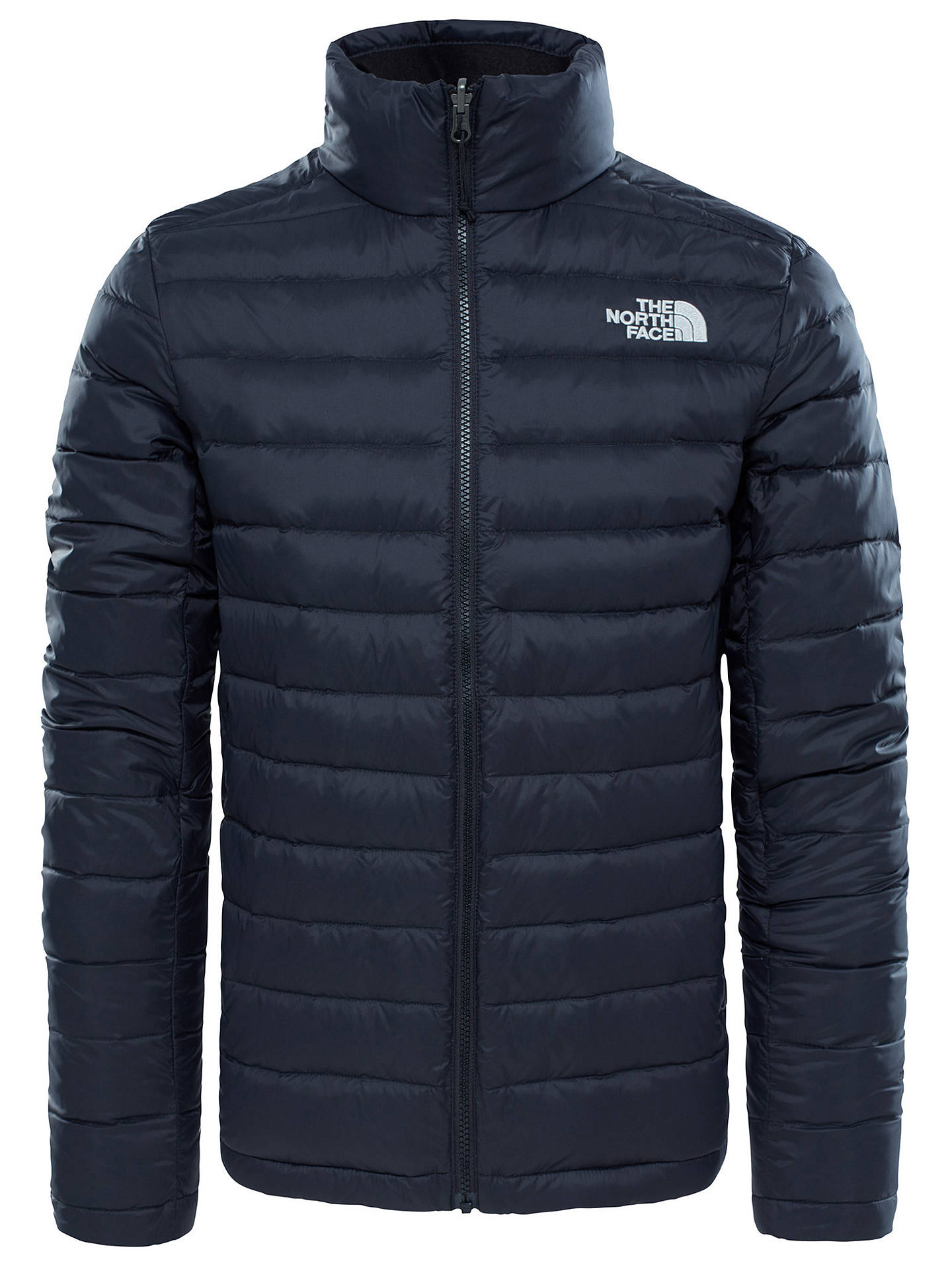 Buy The North Face Mountain Triclimate Men's Jacket, Black, S Online at johnlewis.com