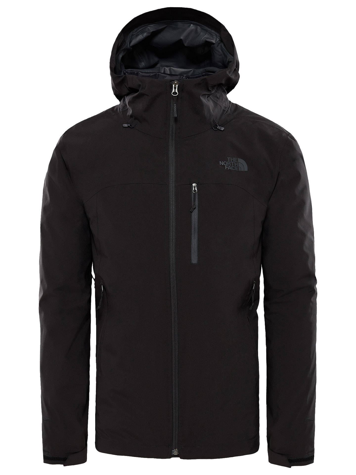 237d6802d The North Face Thermoball Triclimate Men's Waterproof Jacket, Black ...