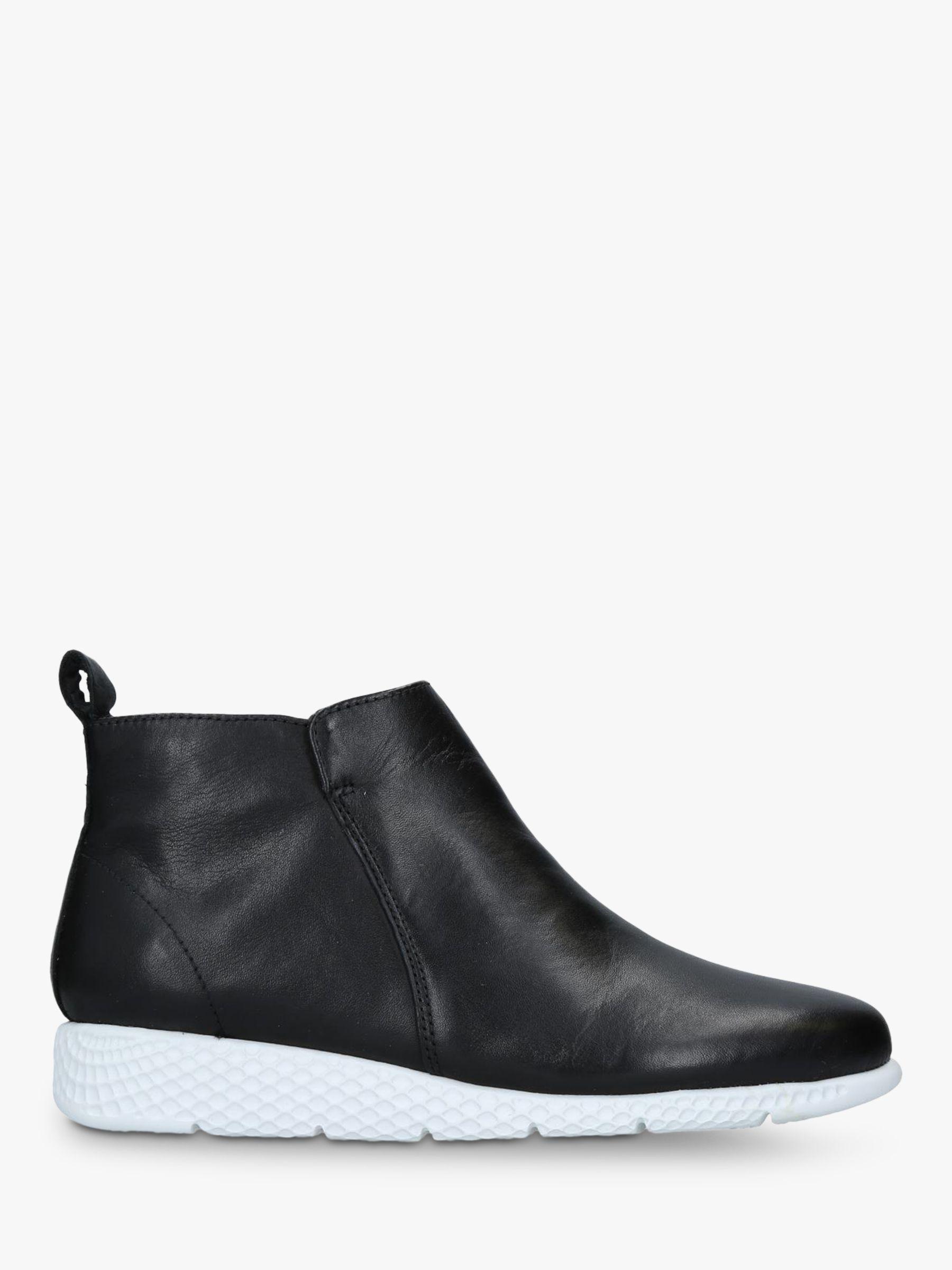 Carvela Comfort Carvela Comfort Cooper Shoes, Black Leather