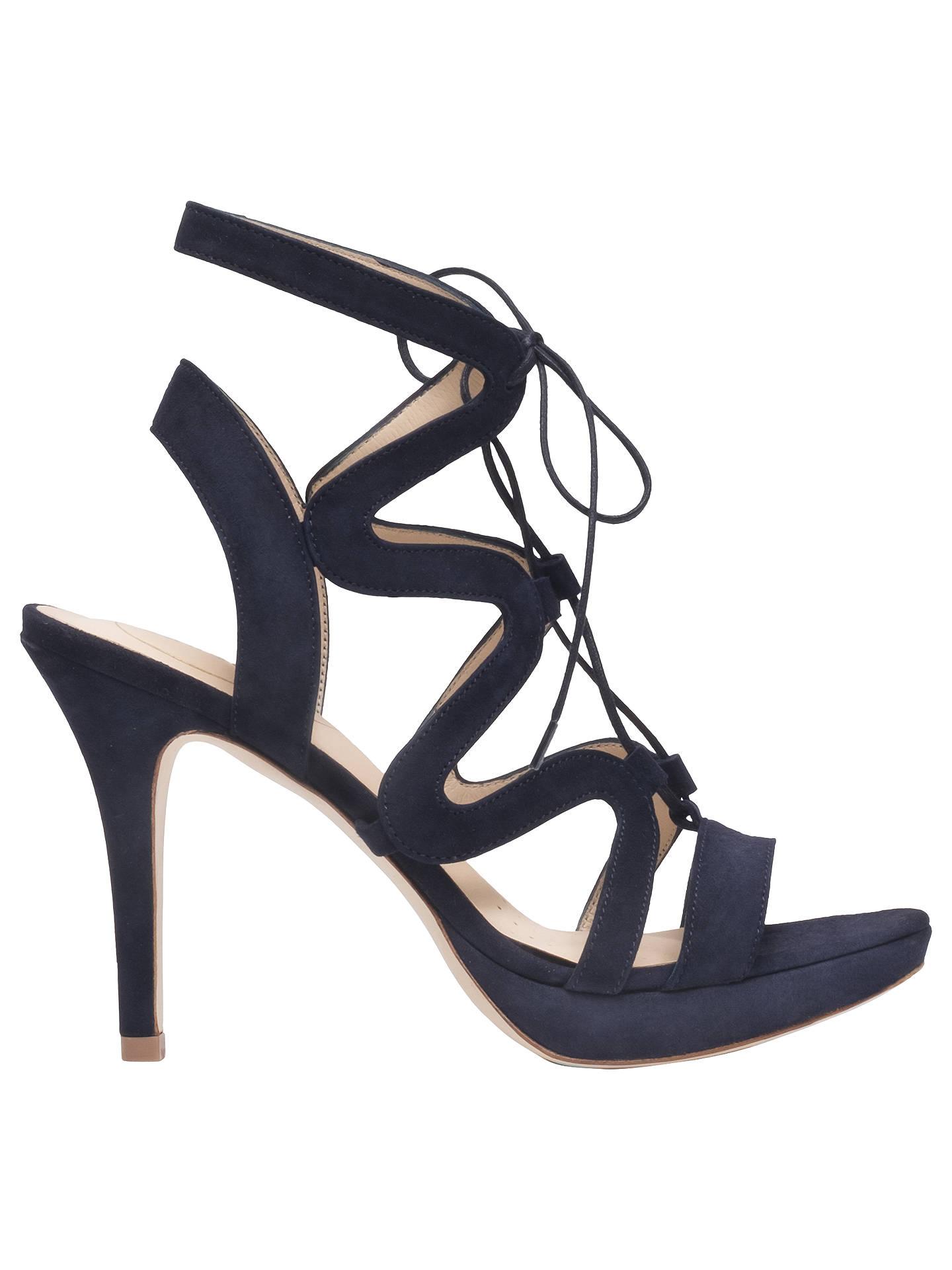 9811960be812 Buy Sargossa Chic Lace Up Stiletto Heel Sandals