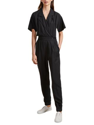 French Connection Caspia Jumpsuit, Black