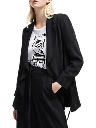 French Connection Aleida Jacket, Black