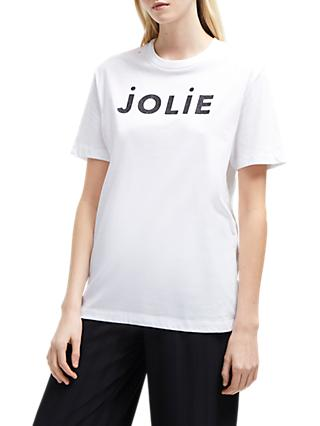 French Connection Jolie T-Shirt, White