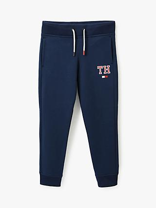 Tommy Hilfiger Boys' Essential Sweatpants, Blue