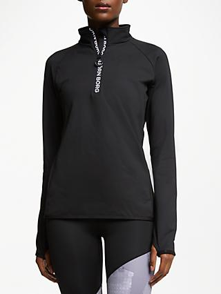 Björn Borg Christa Zip Polo, Black Beauty