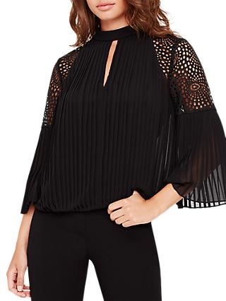 Damsel in a Dress Penn Pleat Blouse