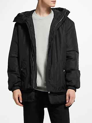 Diesel Only the Brave Padded Jacket, Black